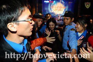 Những điều cần biết khi thuê dịch vụ bảo vệ sự kiện tại Hà Nội