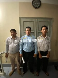 Bắt giữ nhóm bảo vệ công ty Hoàng Huy đánh hội đồng 1 công nhân
